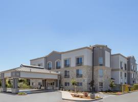 Holiday Inn Express Hotel & Suites San Jose-Morgan Hill, an IHG Hotel, hotel in Morgan Hill