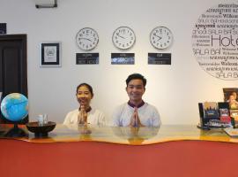 Sala Baï Hotel & Restaurant School, hotel in Siem Reap