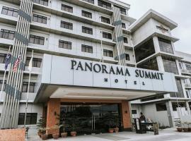 Panorama Summit Hotel, hotel in Davao City