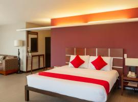 OYO 550 Eastview Hotel, hotel in Bacolod
