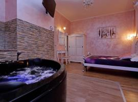 Chilling Jacuzzi Suite, hotel with jacuzzis in Rome