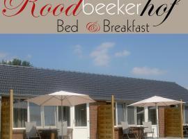 B&B Roodbeekerhof, hotel near Herkenbosch G&CC, Vlodrop