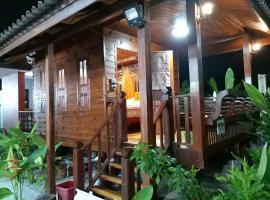 บ้านทะเลอิ่มเอม Bann Talay Im eimm, resort village in Ban Pak Khlong Phe