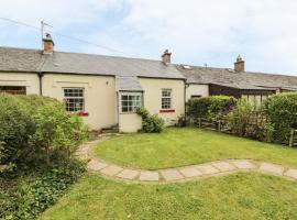 3 Burnside Cottages, hotel in Linlithgow
