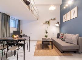 Nachlaot Studio Apartments by Homy, דירה בירושלים