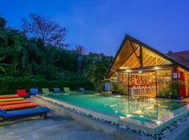 Naiharn Beach Resort, hotel in Nai Harn Beach