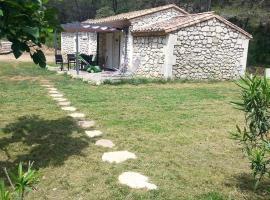 Mazet des quatre cantons, hotel in Les Baux-de-Provence
