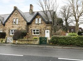 Jasmine Cottage, Alnwick, hotel in Alnwick