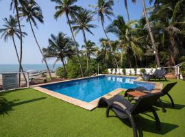 Antares Beach Resort, hotel in Vagator