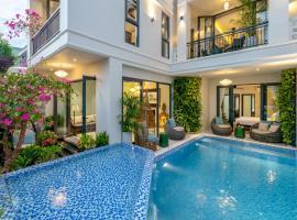 Volar de Faifo Villa, family hotel in Hoi An