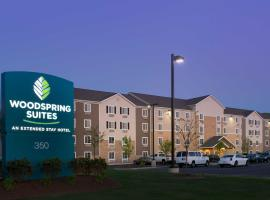 WoodSpring Suites Wilkes-Barre, pet-friendly hotel in Wilkes-Barre