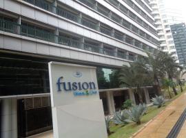 Hotel Fusion Express,Setor Hoteleiro Norte, serviced apartment in Brasilia