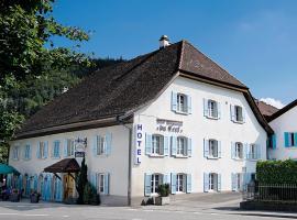 Hôtel-Restaurant du Cerf, hôtel à Sonceboz près de: Carré Noir Theatre
