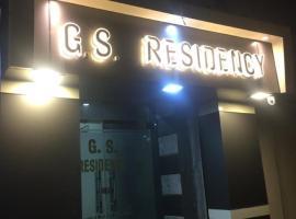 Hotel Gs residencey Varanasi, hotel near Kashi Vishwanath Temple, Varanasi