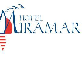 Hotel Miramare, hotell i Rodi Garganico