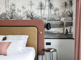 Best Western Hotel du Pont Wilson, ξενοδοχείο στη Λυών