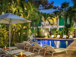 Almond Tree Inn, boutique hotel in Key West