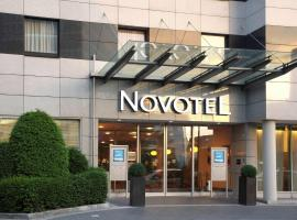 Novotel Düsseldorf City West, hotel in Düsseldorf