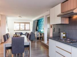 Duplex appertement met zicht Damse vaart @ Brugge, apartment in Bruges