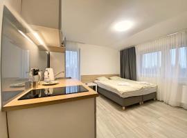 Bob Apartments Sowinskiego, апартаменти з обслуговуванням у місті Краків