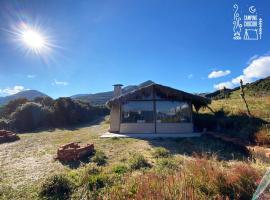 Cabaña Chucuri, cabin in Papallacta