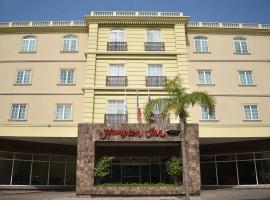 Hampton Inn Tampico Zona Dorada, hotel en Tampico