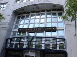 Constitution Inn, hotel near Logan Airport - BOS, Boston