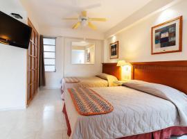 Hotel y Suites Nader, hotel en Cancún