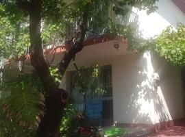 Amalfi Hostal, habitación en casa particular en Santiago