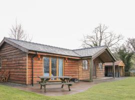 Hillside Lodge, hotel in Ludlow
