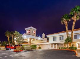 Best Western Plus Las Vegas West, hôtel à Las Vegas