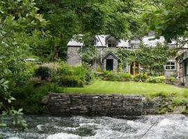 Dovey Valley Cottage, hotel in Machynlleth