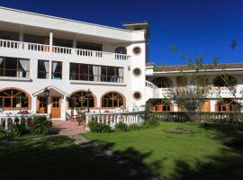 La Posada del Quinde, hotel in Otavalo
