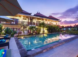 Canting Bali Suite by Supala, resort village in Ubud
