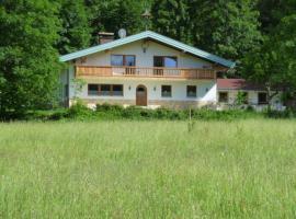 Landhaus Heuchen, Hotel in Reit im Winkl