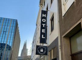 Hotel Domspitzen, accessible hotel in Cologne