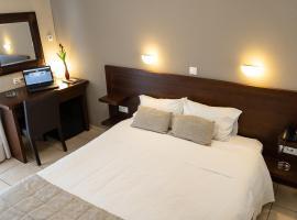 HOTEL HILL, hôtel à Athènes près de: Aéroport international Elefthérios-Venizélos d'Athènes - ATH