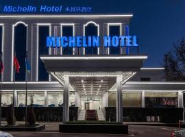 Michelin Hotel, отель в Ташкенте