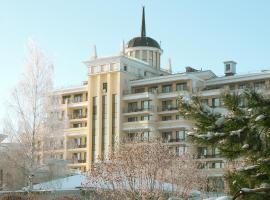 M`Istra`L Hotel & SPA, hotel with jacuzzis in Rozhdestveno