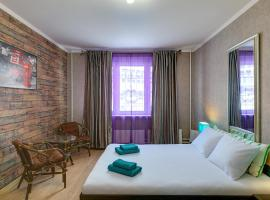 Mini Hotel Tri Iyeroglifa, hotel in Khimki