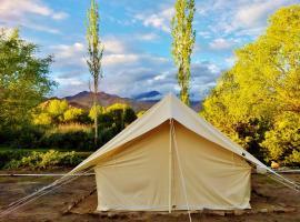 Bikamp Camp Leh Ladakh, luxury tent in Leh