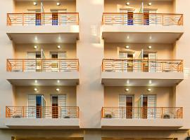 Faros I, hotel near Veakeio Theatre, Piraeus