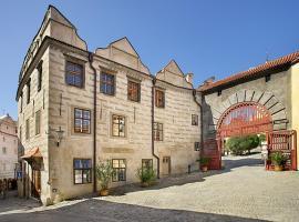 Pension Zámecká Apartmá - Castle Apartments, serviced apartment in Český Krumlov