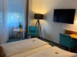 Hotel Schober, hotel near MHP Arena Ludwigsburg, Freiberg am Neckar