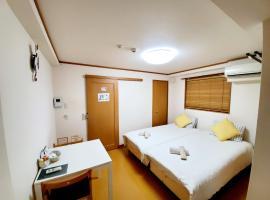 宝星マンション 201、神戸市のアパートメント