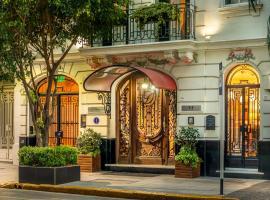 Duque Hotel Boutique & Spa, hotel en Buenos Aires