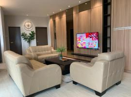3Bedroom Rex Apartment 5min Vivacity, apartment in Kuching