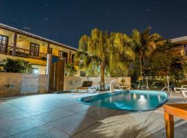 Pousada Santa Genoveva, hotel with pools in Florianópolis