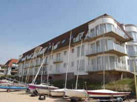 Byblos E2, spa hotel in Koksijde