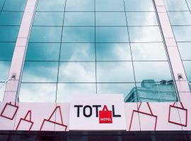 Total Hotel, hotel in São Paulo